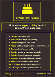 bilingo sa how to say happy birthday in all south facebook