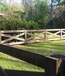 Wood Rail Fencing Steelyaccess
