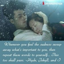 hyde jekyll and i korean drama quotes