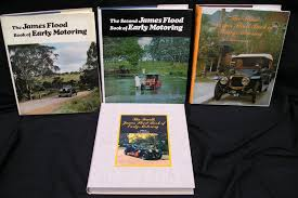 Sold: Books - Full set of James Flood Book of Early Motoring ...
