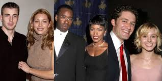 celebrities who dated before they were
