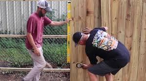 Fencing 101 With Dewalt Tools Youtube