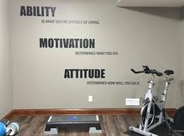 Dont Wish For It Work For It Wall Decal Inspirational Attitude Vinyl Wall Sticker For Home Gym Sport Gym Living Room Office Fitness Workout Quotes Wall Decal Wall Decorations Wall Stickers Murals