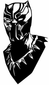 Motors Black Panther Wakanda Marvel Car Truck Decal Sticker Car Truck Graphics Decals