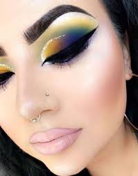 most glamoured dramatic makeup looks ideas