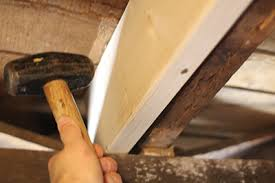 fixing a damaged floor joist extreme