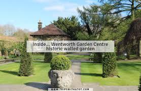 wentworth garden centre historic walled