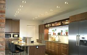 can lights in kitchen