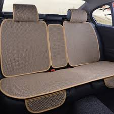 breathable car seat cover pad fit