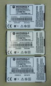 BATERIA MOTOROLA V501 V505 V525 V545 ...