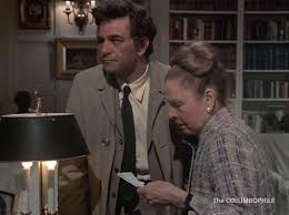 """I was murdered by Abigail Mitchell...""""... - Lieutenant Columbo 