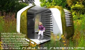 garden shed design