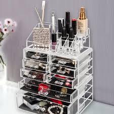 acrylic organizer makeup saubhaya makeup