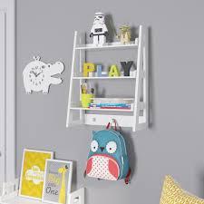Shop Riverridge Wall Shelf With Hooks For Kids Overstock 18971451