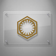 First Order Star Wars Decal Sticker For Car Window Laptop And More Yoonek Graphics