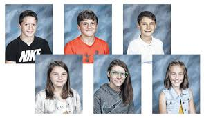 STUDENTS OF THE MONTH - Urbana Daily Citizen