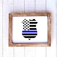 Shield Badge Vinyl Decal Water Bottle Tumbler Your Choice This Life Made Easy