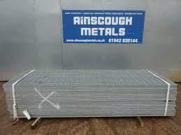 galvanised steel walkway grating grid