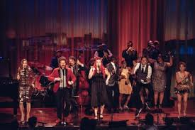 """Q&A: Postmodern Jukebox talks upcoming show, """"a mix between a Broadway show  and a 'Great Gatsby' party""""   Culture   redandblack.com"""