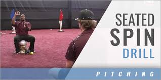 Pitching: Seated Spin Drill with Byron Embry – Pitching 101 – Coaches  Insider