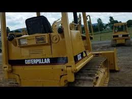 caterpillar d3c crawler tractor dozer