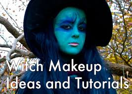 witch makeup tutorials photos and