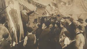 rare cabinet of dr caligari