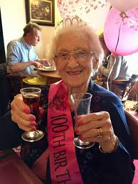 Happy 100th birthday to Lena Smith born before the end of the ...
