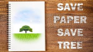 good save paper slogans for office com