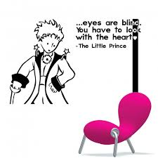 The Little Prince Decal By Artollo