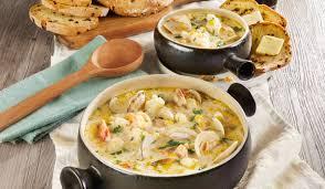 Irish Seafood Chowder - Market of ...