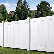 Fentech Solid White Cheap Plastic Pvc Vinyl Fence Panel Buy Vinyl Fence Panel Vinyl Fence Cheap Vinyl Fence Product On Alibaba Com
