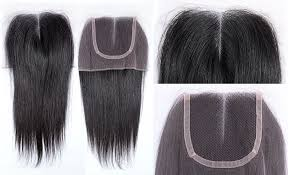 yaki straight closure la bella