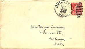 Letters from Abby Turner to her mother, Emeline Cogswell, 1904-1920