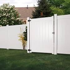 Gates Vinyl Fencing You Ll Love In 2020 Wayfair
