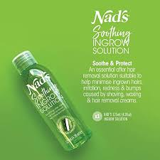 nads 125ml hair removal ingrow solution