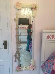 Personalized Mirror For Jillian Girls Room Decor Childrens Room Decor Big Girl Bedrooms