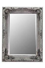 4ft x 3ft 120cm x 90cm large silver