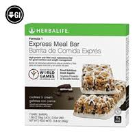 chocolate chip cookie dough 6 bars per