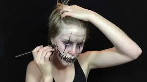 creepy clown makeup ideas saubhaya makeup