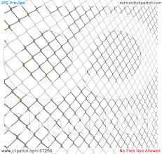 Royalty Free Rf Clipart Illustration Of A Chain Link Fence Leading Off To The Side By Arena Creative 87266