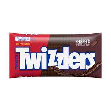 twizzlers chocolate twists s
