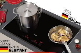 8 tính năng cực hay khiến bạn phải mua ngay bếp từ nhập khẩu Đức