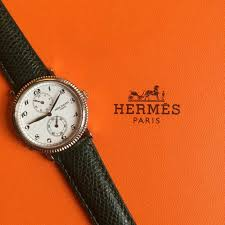 hermes watch strap review leather