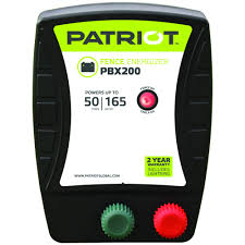 Patriot Pbx200 Battery Fence Energizer Buy Online In Jamaica At Desertcart