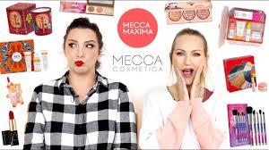 mecca maxima mecca cosmetica holiday