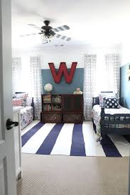 The Big Boy Room Reveal Bower Power Shared Boys Rooms Big Boy Room Big Boy Bedrooms