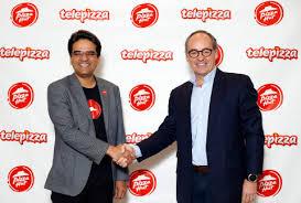 yum brands pizza hut et telepizza