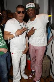 Prince Malik and director Clifton Bell attend Prince Maliks City... |  WireImage | 150082185
