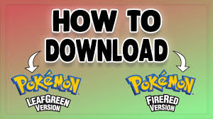 How To Download Pokemon FireRed/LeafGreen On Pc For Free (GBA ...